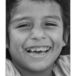 A smiling boy at the Orphanage